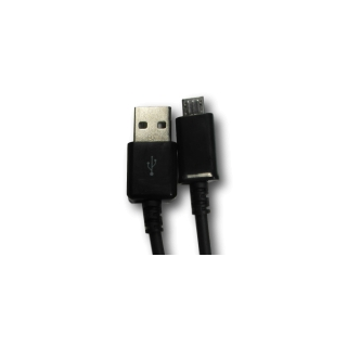 Шнур USB Mi-Digit micro USB 2А черный